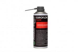 Euroflon Fluid - Synthetischer + multifunktionaler Hochleistungsschmierstoff mit PTFE