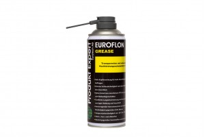 Euroflon Grease - Transparentes + universelles Hochleistungsschmierfett mit PTFE