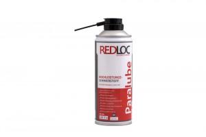 Redloc Paralube - H1-Hochleistungsschmierstoff mit NSF-Registrierung